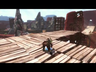 Kingdoms of Amalur: Reckoning - combat trailer